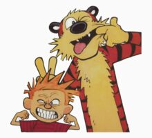 Calvin and Hobbes Duo Kids Clothes