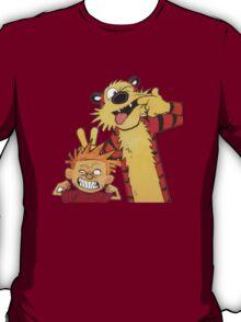 Calvin and Hobbes Duo T-Shirt