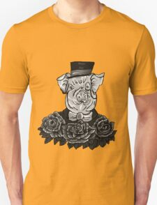 Greyscale Sir Tattoo - Digital Art by Tumi, Art by Brian Fusaro Unisex T-Shirt