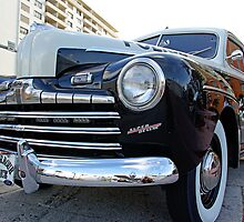 Retro Police Car in Bal Harbour, Florida by coralZ