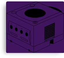 Game Cube Canvas Print