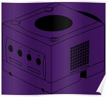 Game Cube Poster