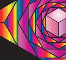 Hyper Cube Alt. Sticker
