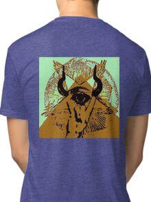 malocchio - warding off the beast Tri-blend T-Shirt