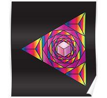 Hyper Cube Alt. Poster