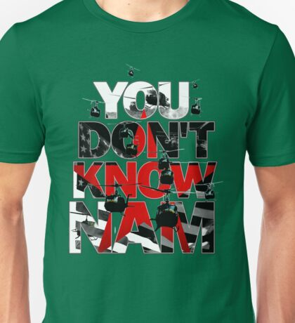 VIETNAM VETERANS Unisex T-Shirt
