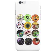 Halloween Ghouls iPhone Case/Skin