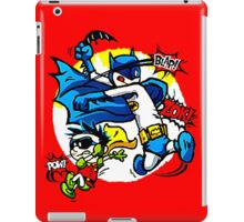 Calvin and Hobbes Batman Robin Style iPad Case/Skin