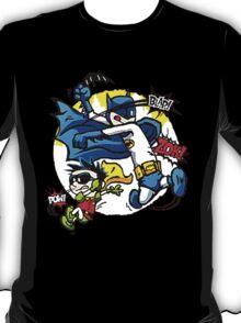 Calvin and Hobbes Batman Robin Style T-Shirt