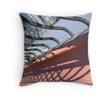 bar sill 3 Throw Pillow