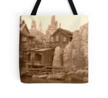 Big Thunder Mesa Tote Bag