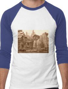 Big Thunder Mesa Men's Baseball ¾ T-Shirt