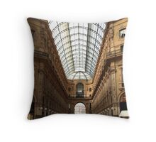 Great commotion Throw Pillow