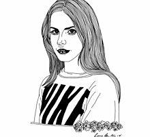 Lana Banana #11 by hellviticus