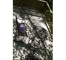 Deck Ball Photographic Print