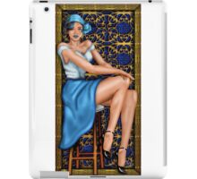Sittin Pretty iPad Case/Skin