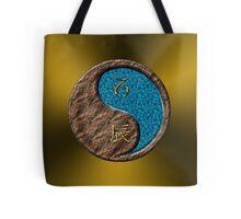 Capricorn & Dragon Yang Water Tote Bag