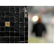 Missing Tiles Photographic Print