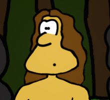 Tarzen: Guru of the Jungle Sticker