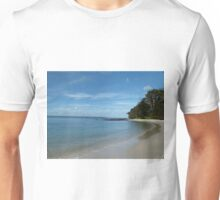 Deserted Beach Unisex T-Shirt
