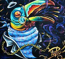 Classy Toucan  by Tia Rodriguez