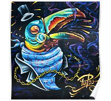 Classy Toucan  Poster