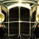 Vintage car by i l d i    l a z a r