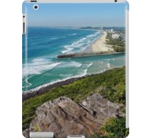 Gold Coast Coastline iPad Case/Skin