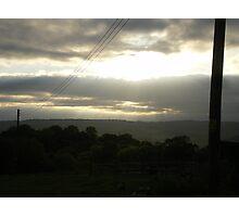Sunset 01 Photographic Print