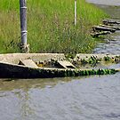 Oyster Boat by hatterasjack