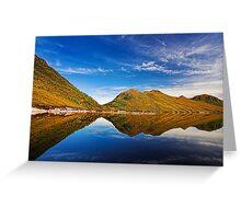 Lake Plimsoll Reflections Greeting Card