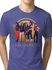 Fifth Harmony  Tri-blend T-Shirt