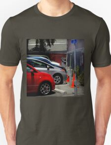 Bent Over Forward Unisex T-Shirt