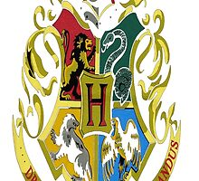 Harry Potter: Hogwart School by mikelpegel