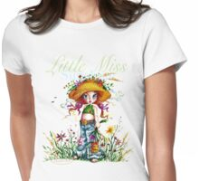 Classic: Little Miss Sunshine Womens Fitted T-Shirt