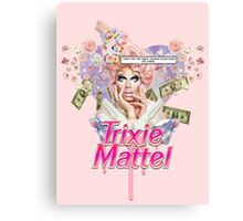 Trixie Mattel <3 Canvas Print
