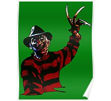 Here's Freddy Poster