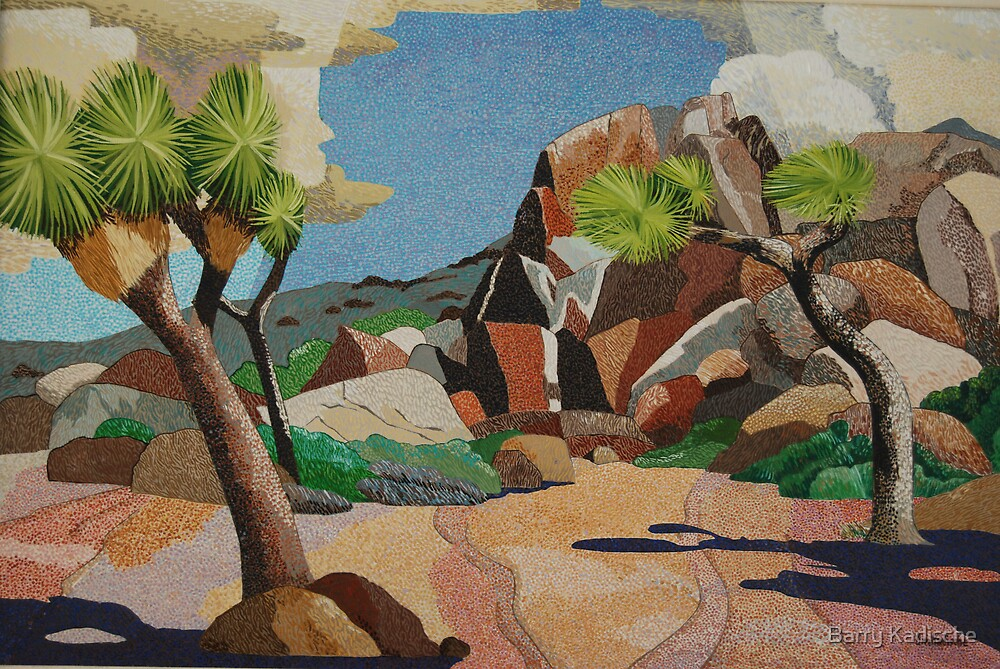 """Joshua Tree"" by Barry Kadische"