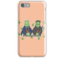 Avocados at Law! iPhone Case/Skin