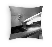 In the Marines Throw Pillow