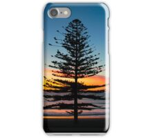 Beautiful Sunrise In Torquay, Australia iPhone Case/Skin