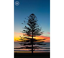 Beautiful Sunrise In Torquay, Australia Photographic Print