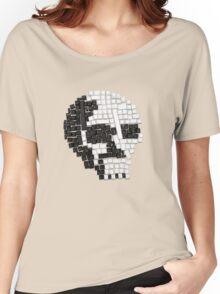 Key Skull Women's Relaxed Fit T-Shirt