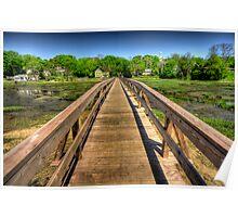 Wellfleet Bridge Poster