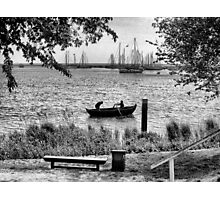 Row, row, row, your Boat Photographic Print