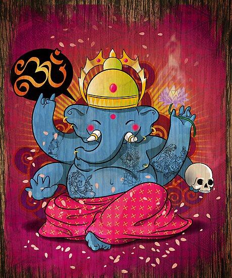 Ganesh by TokyoCandies