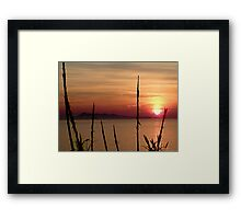 Amen ... now and forever Framed Print