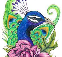 Peacock by innalex