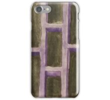 Bars of Bad Timing iPhone Case/Skin