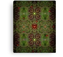 Vine... Canvas Print